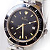 bulova 10 atm diver quartz date watch