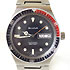 bulova 666 feet diver automatic day-date watch