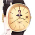 longines saddam hussein classic automatic date watch