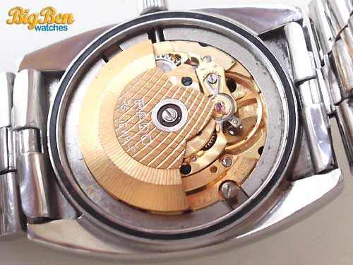 rado musketeer VI automatic day-date watch