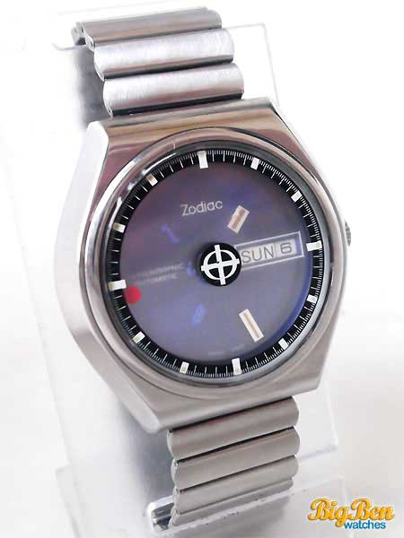 zodiac astrographic sst automatic day-date watch