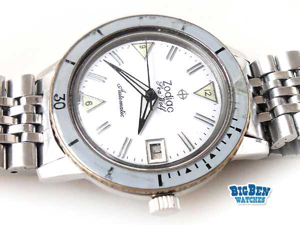 zodiac sea wolf special datographic automatic watch