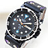 bulova marine star 660 feet diver watch