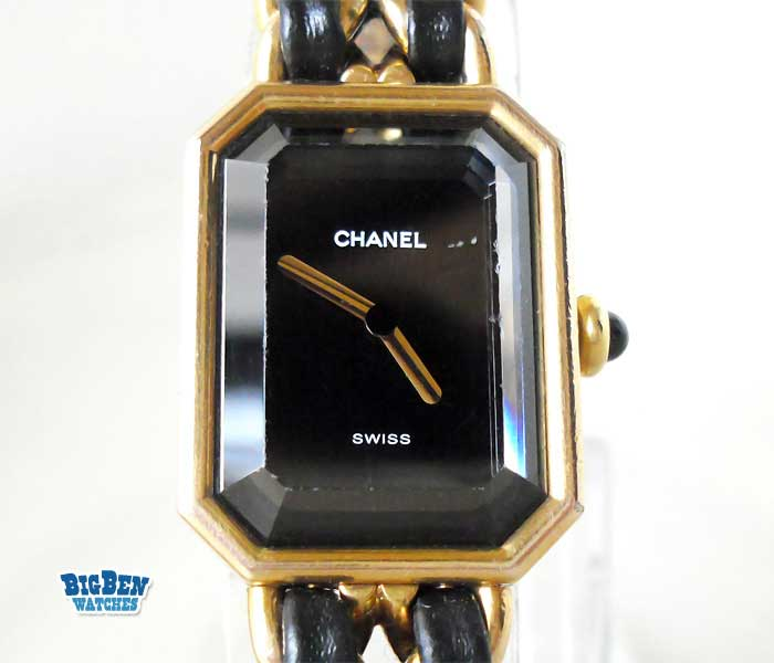 chanel premiere luxury bracelet watch