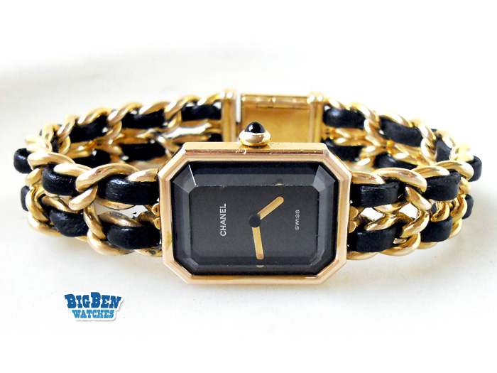 chanel premiere quartz watch