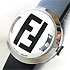 fendi bussola bubble quartz watch