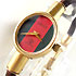gucci classic leather cable quartz jewelry watch