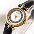 vintage gucci 2040L classic leather quartz jewelry watch