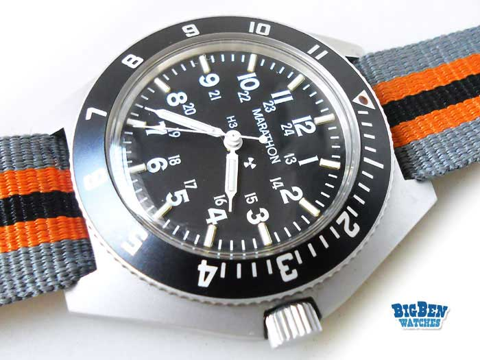 marathon gallet and co pilot navigator gulf war watch