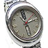 retro chunky bulova automatic day-date watch