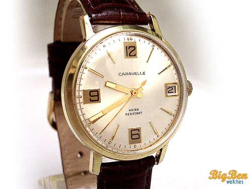 Watches old caravelle Old Caravelle