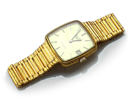longines automatic date watch