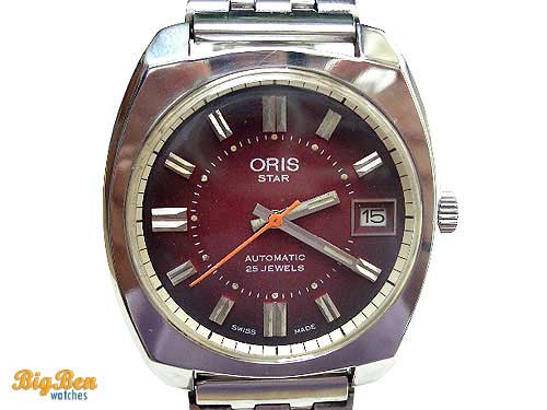 oris star automatic date watch