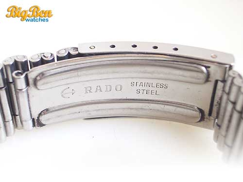 rado balboa automatic date watch
