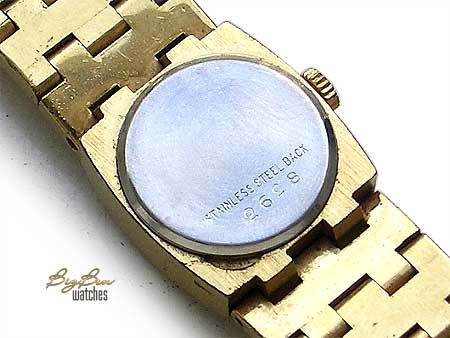 lady rado manual-wind watch