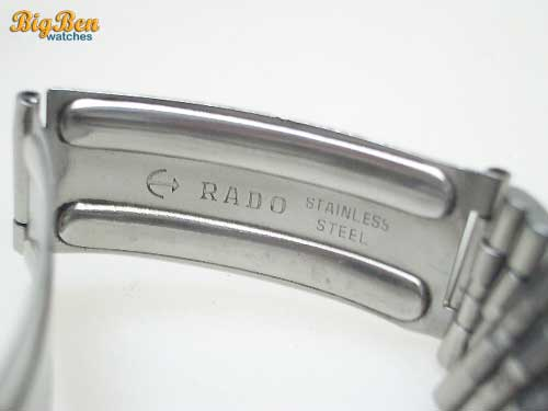rado purple horse daymaster automatic day-date watch