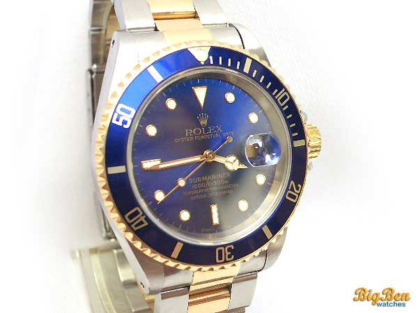 Rolex Oyster Perpetual Date Submariner 1000ft=300m