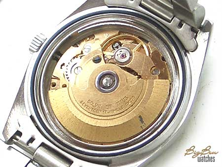 solvil et titus geneve automatic day-date watch