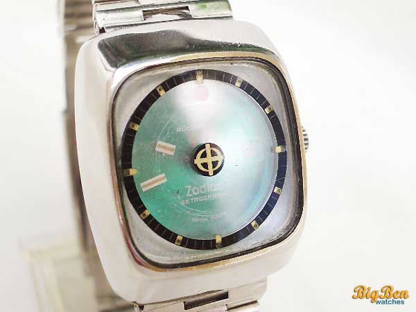 zodiac astrographic automatic date watch
