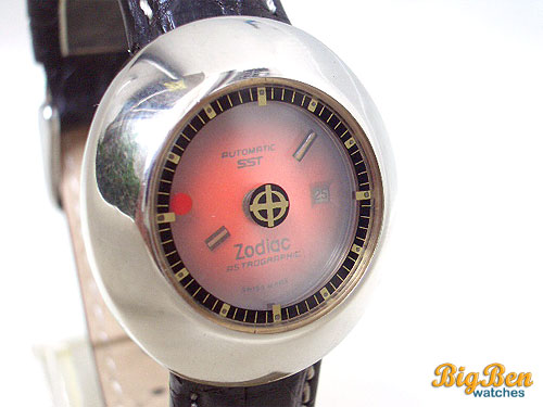 zodiac astrographic sst automatic date watch