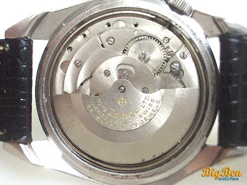zodiac olympos automatic watch