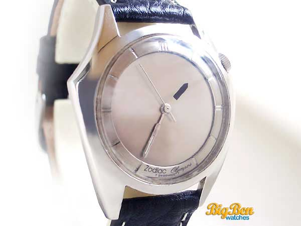 zodiac olympos floating hand watch