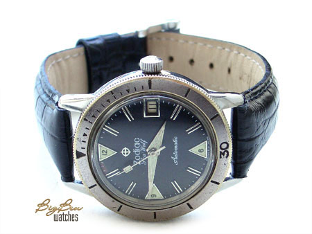 zodiac seawolf automatic date watch