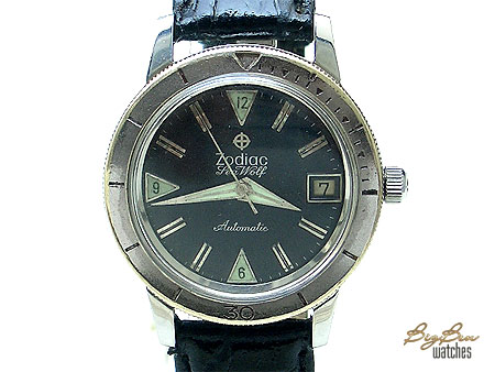 zodiac seawolf automatic watch